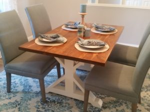 WoodTide Dining Tables