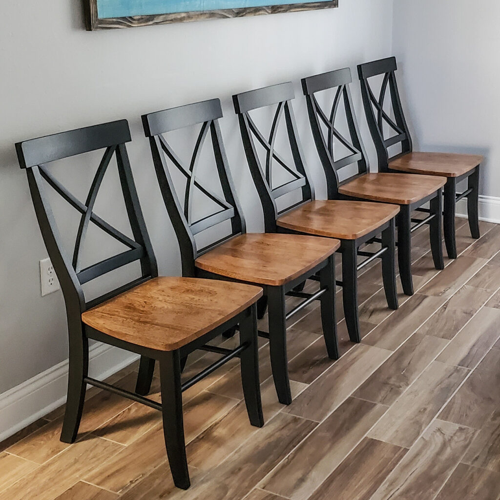 WoodTide Chairs